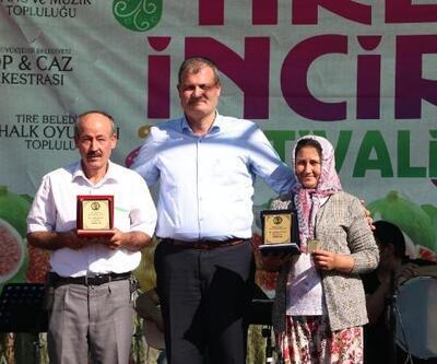 Tire'nin incirine festivalli tanıtım