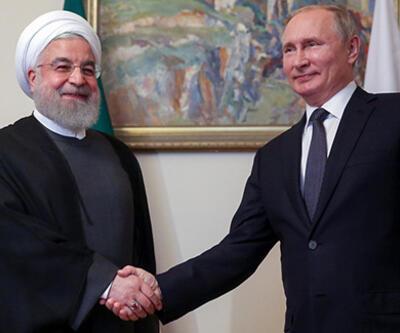 Ruhani ile Putin nükleer anlaşmayı görüştü