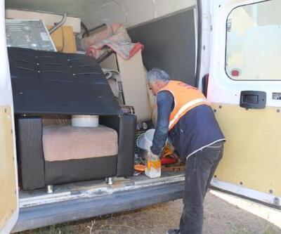 Elazığ Belediyesi, ihtiyaç sahibi ailenin evini yeniledi