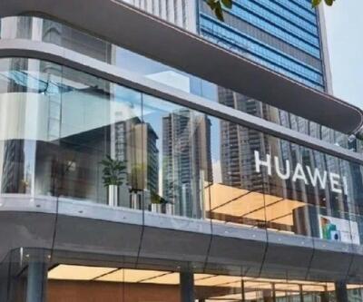 Huawei'in yeni mağazası büyük ilgi gördü
