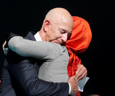 'Dünyanın en zengin insanı' Jeff Bezos, Cemal Kaşıkçı anmasında