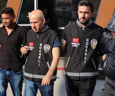 Soygun sonrası polisi yaralamışlardı! Hırsızlar tutuklandı