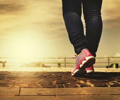 Her gün 30 dakika yürüyüşün vücuda faydaları!