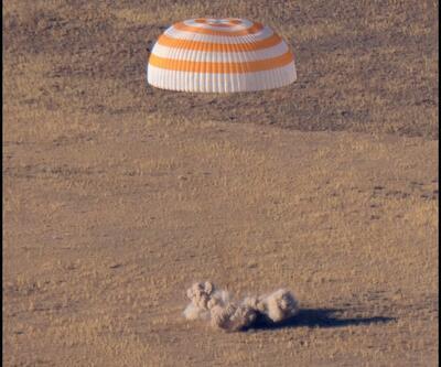 BAE'nin ilk astronotu dünyaya döndü