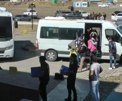 Kars merkezli operasyonda 25 gözaltı
