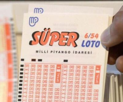 Süper Loto sonuçları açıklandı! İşte kazanan numaralar