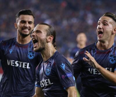 Trabzonspor 2-2 Basel MAÇ ÖZETİ