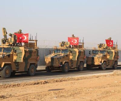 Fırat'ın doğusunda üçüncü kara devriyesi tamamlandı