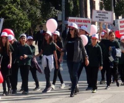 Burdur'da 'Dünya Yürüyüş Günü' etkinliği