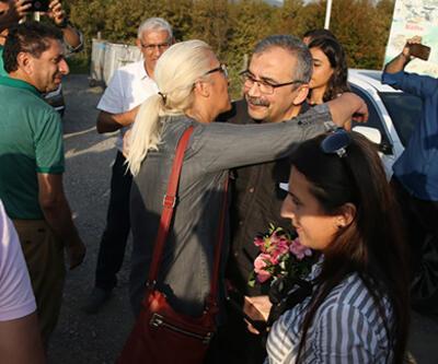 Son dakika... Sırrı Süreyya Önder, tahliye edildi