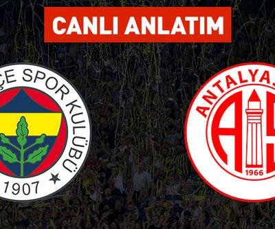 Fenerbahçe Antalyaspor CANLI YAYIN