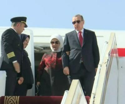 Cumhurbaşkanı'ndan yoğun diplomasi trafiği