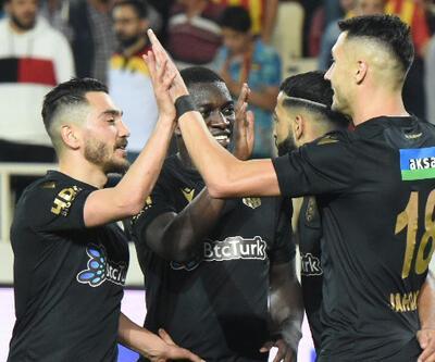 Yeni Malatyaspor - Denizlispor: 5-1