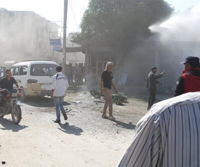 Cerablus ve Başköy'de bombalı saldırı