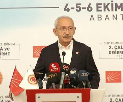 Kılıçdaroğlu'ndan 'Hamidiye Su' açıklaması