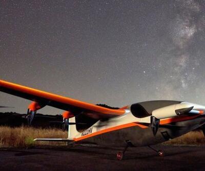 Kitty Hawk uçan otomobilini medyaya tanıttı