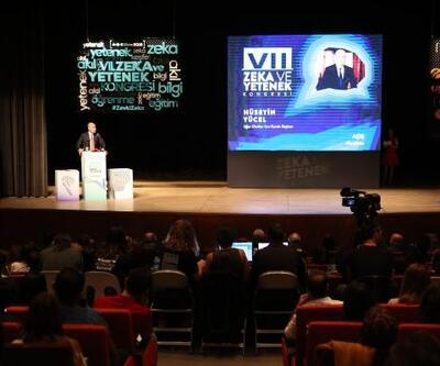 Ankara'da 7'nci Zekâ ve Yetenek Kongresi başladı
