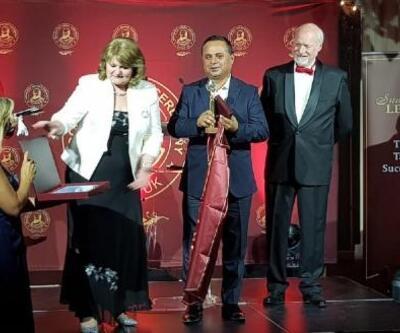 Cannes'de Çallı başkana yılın yöneticisi ödülü