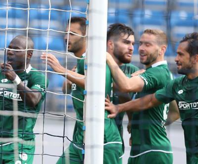 Kasımpaşa-İttifak Holding Konyaspor: 1-4