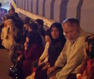 34 düzensiz göçmen yakalandı