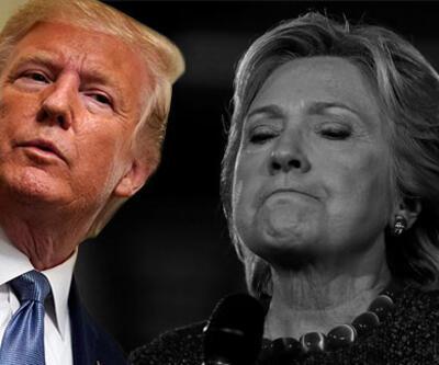 """Kontra cadı avı! """"Sahtekar Clinton"""""""