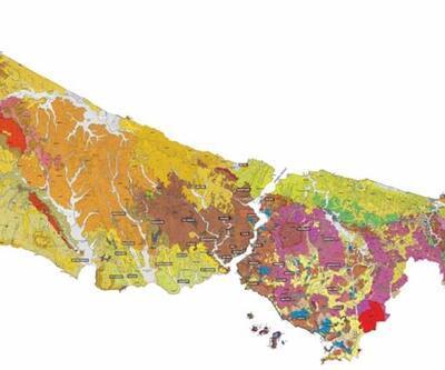 İstanbul'un semt semt jeolojik röntgeni