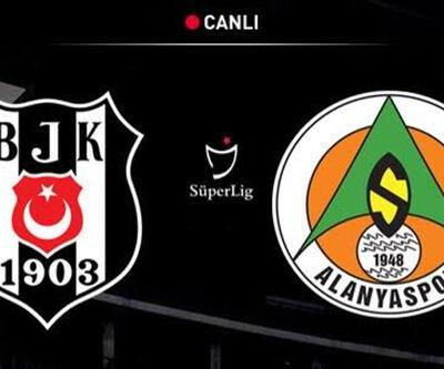 Beşiktaş Alanyaspor CANLI YAYIN