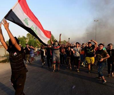 Irak'taki gösterilerde hayatını kaybedenlerin sayısı 104'e yükseldi