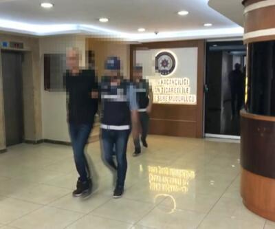 3 ayrı operasyonda 9 kişi gözaltına alındı