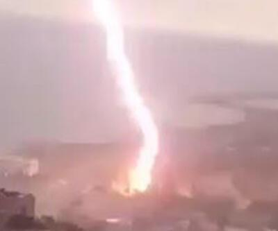 Yer: Trabzon... Korkutan görüntü