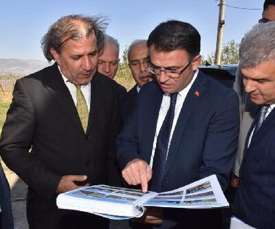 Vali Balcı: 5 yıl içerisinde 30 milyon fidan yetiştireceğiz
