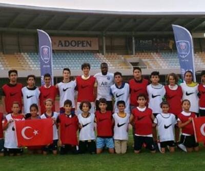 PSG altyapısı Antalya'da