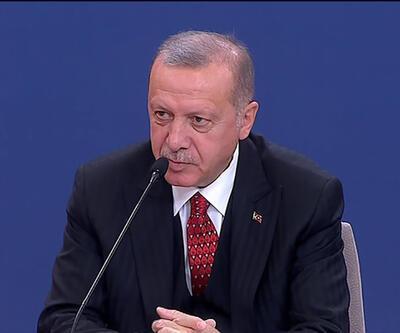 Son dakika... Cumhurbaşkanı Erdoğan, Sırbistan'da