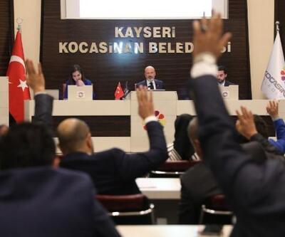 Kocasinan'da 22 madde karara bağlandı
