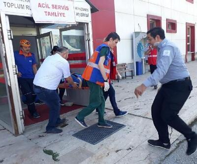 Tokat AFAD'dan deprem tatbikatı