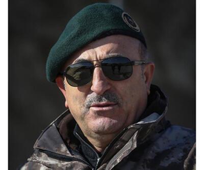 Bakan Çavuşoğlu'ndan Mehmetçiğe moral fotoğrafı