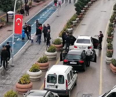 3 çocuğunun önünde babayı döven sürücüye 218 lira para cezası