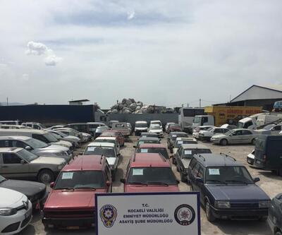3 yılda 42 araç çalan çetenin üyeleri tutuklandı
