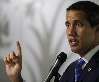 ABD'den Guaido'ya 98 milyon dolar