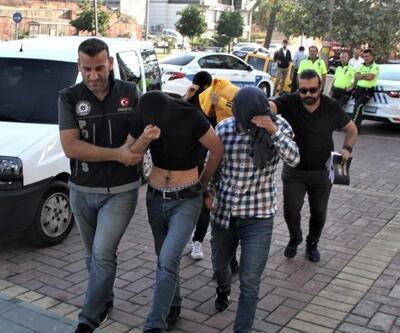 Uyuşturucu operasyonuna 4 tutuklama