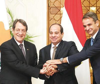 Mısır'daki zirveden Türkiye'yle ilgili küstah karar