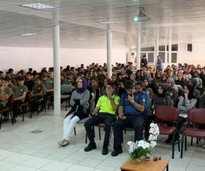 Manavgat'ta huzur toplantısı