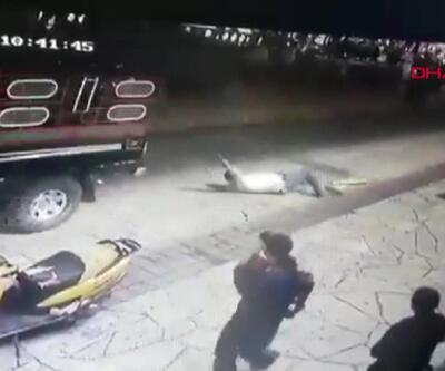 Sözünü tutmayan belediye başkanını kamyonete bağlayıp sürüklediler