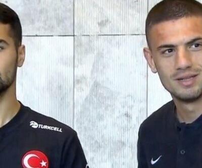 Merih Demiral: Ronaldo Türk halkını çok seviyor