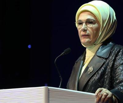 """Emine Erdoğan'dan """"Barış Pınarı Harekatı"""" paylaşımı"""