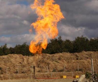 Tekirdağ'da gaz üretimine başlandı