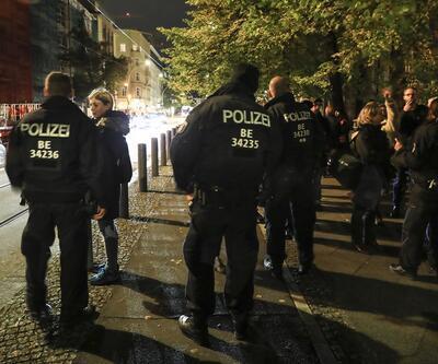 Almanya'daki silahlı saldırı