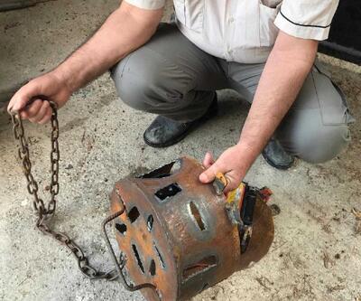Kuş sesi cihazı ile kaçak av yapan 4 kişiye 5 bin 116 lira ceza