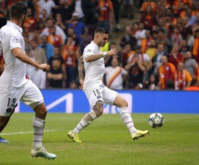 Icardi: Galatasaray savunması savaşta gibiydi
