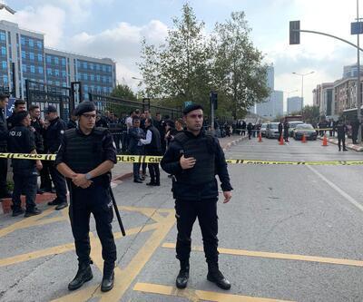 Son dakika:Anadolu Adliyesinde silah sesleri